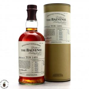 Balvenie Tun 1401 Batch #3 75cl / US