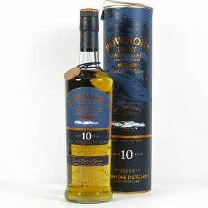 Bowmore Tempest 10 Year Old Feis Ile 2010 Front