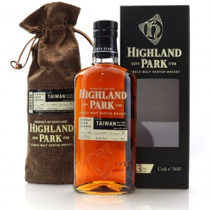 Highland Park 2004 Single Cask 13 Year Old #5685 / Taiwan Duty Free