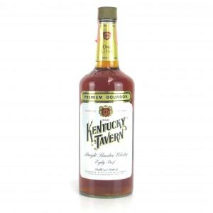 Kentucky Tavern Straight Bourbon 1 Litre 1980s