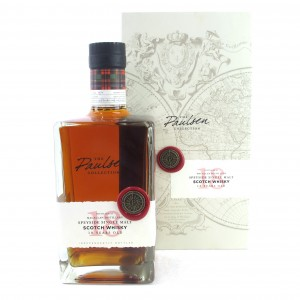 Macallan 1990 Paulsen Collection 18 Year Old / Bottle Number 1
