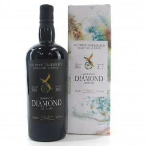Diamond 2003 Single Cask / Wild Parrot