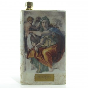 Camus Special Reserve / Michelangelo The Sibyls Decanter