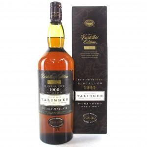 Talisker 1990 Distillers Edition 1 Litre