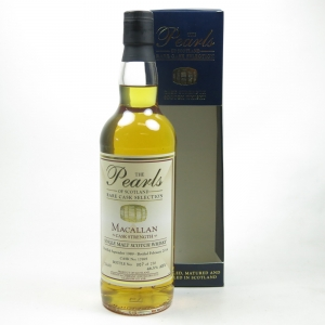 Macallan 1989 Pearls of Scotland 24 Year Old