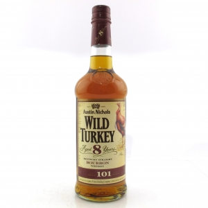 Wild Turkey 8 Year Old 101 Proof 1992