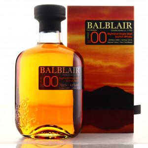 Balblair 2000 2nd Release 2018