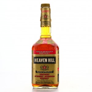 Heaven Hill Kentucky Straight Bourbon 1 Quart 1978