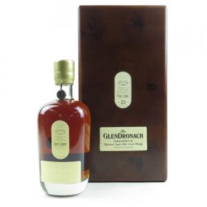 Glendronach Grandeur 25 Year Old Batch #007