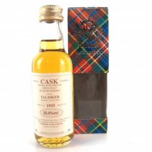 Talisker 1955 Gordon and Macphail Cask Strength Miniature 5cl
