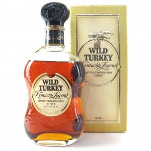 Wild Turkey Kentucky Legend 1980s