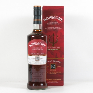 Bowmore Devil's Cask 10 Year Old Batch #1 Front