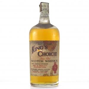 King's Choice 1960s / Ramazzotti Import