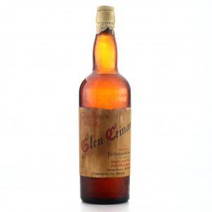 *Glen Crinan Fine Scots Whisky circa 1940s