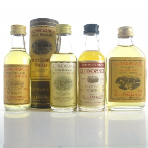 Glenmorangie Miniature Selection x 4