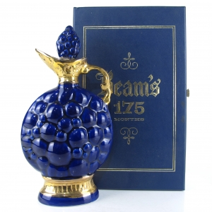 Beam's 175 Months China Decanter 1960's