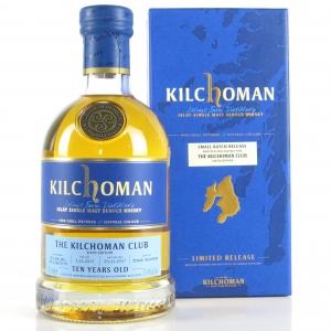 Kilchoman 2007 Fresh Bourbon 10 Year Old / Kilchoman Club 6th Edition