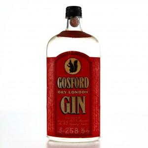 Gosford Dry London Gin 1950s