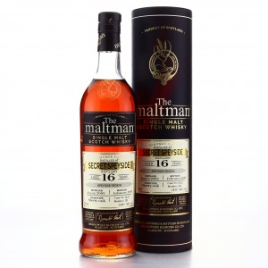 Secret Speyside Single Malt 2002 Maltman 16 Year Old / Macallan