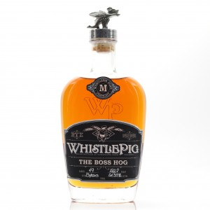 Whistlepig 13 Year Old Single Barrel Rye #49 / The Boss Hog