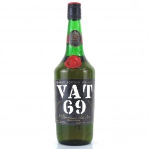 Vat 69 1970s