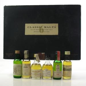 Classic Malt Miniature Gift Set 6 x 5cl