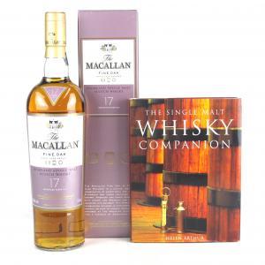 Macallan 17 Year Old Fine Oak 75cl US Import / with Helen Arthur's The Single Malt Whisky Companion
