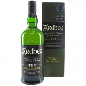 Ardbeg 10 Year Old / World Whisky of the Year 2008