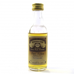 Port Ellen 1969 Gordon and MacPhail Miniature