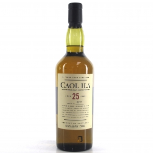 Caol Ila 1979 Cask Strength 25 Year Old 2005 Release 75cl / US Import