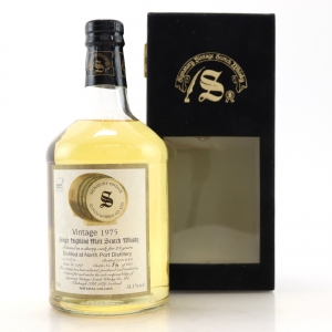 North Port / Brechin 1975 Signatory Vintage 24 Year Old