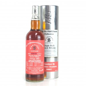 Glenlivet 2007 Signatory Vintage 10 Year Old / TWE Exclusive