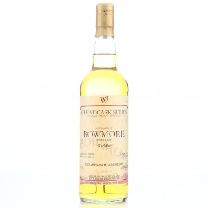 Bowmore 1989 Great Cask Seines / Whiskysite.nl