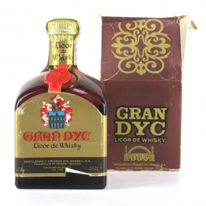 Gran Dye Licor de Whisky 1970s