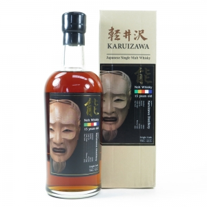 Karuizawa 2000 15 Year Old Noh Cask Single Cask #2326