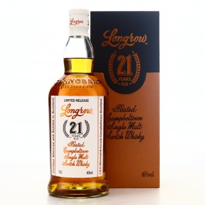 Longrow 21 Year Old Limited Edition 2020