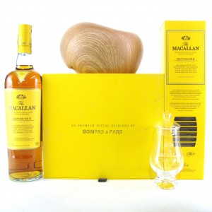 Macallan Edition No.3 / with Glass & Aroma Diffuser
