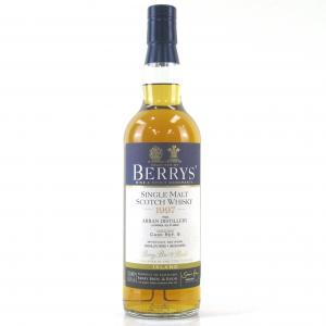 Arran 1997 Berry Brothers and Rudd 16 Year Old