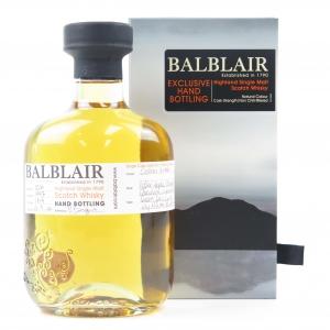 Balblair 1997 Hand Filled Cask #1714