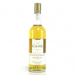 Millburn 1978 Gordon and Macphail Cask Strength