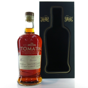 Tomatin 2005 Single Oloroso Cask 11 Year Old #5221 / Distillery Exclusive