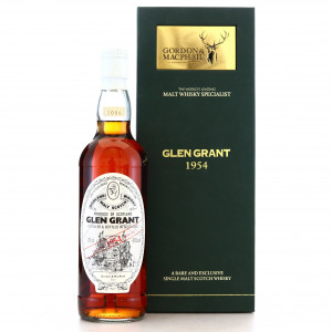 Glen Grant 1954 Gordon and MacPhail