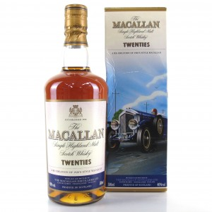 Macallan Decades Twenties