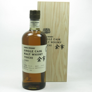 Yoichi 1989 Single Cask #202393