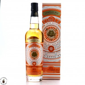 Compass Box The Circle Release No.1