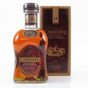Cardhu 18 Year Old
