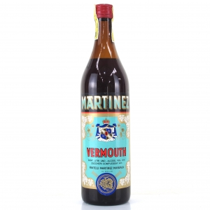 Martinez Vermouth 1960s/70s