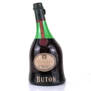Buton Prunella 1940s