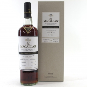 Macallan 2002 Exceptional Cask #2339-05
