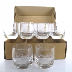 Macallan Whisky Tumbler Collection